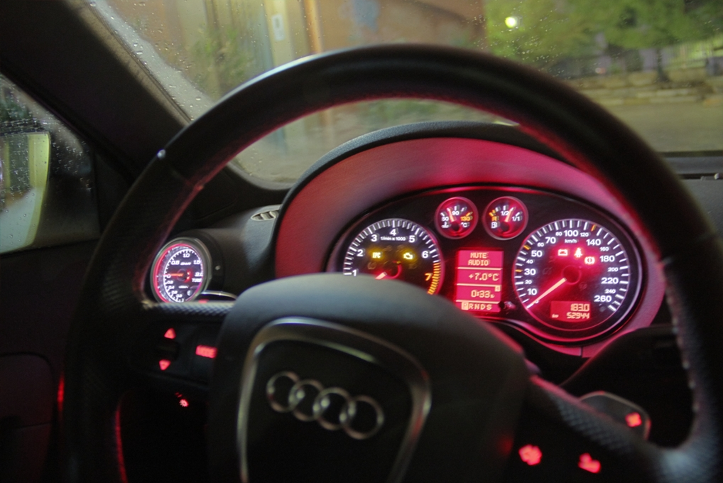 Audi A3 Sportback 1 8tfsi 8p S Line S Tronic 2008