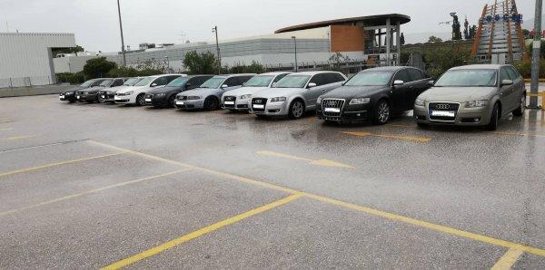 Φθινοπωρινή Συνάντηση Audi Sport Club