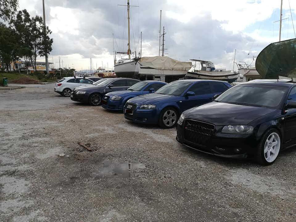 Συνάντηση Audi Sport Club στην Πάτρα