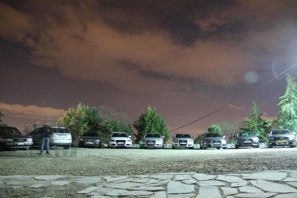 Συναντηση Audi Sport Club Apolis Αθηνα